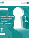 Can Open Government Be Implemented in the Arab World?
