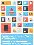 Persistence in the Abu Dhabi STEM Pipeline