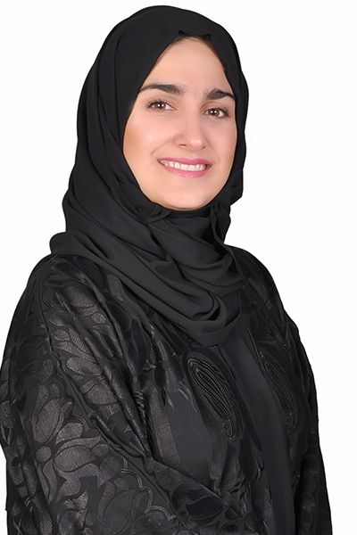 Architect Wafa Mohamed Al Ali
