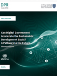 Can Digital Government Accelerate the Sustainable Development Goals...