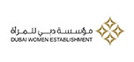 Dubai women establishment logo