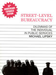 Street-level bureaucracy: dilemmas of the individual in public serv...