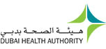Dubai health authority logo