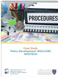 Policy Development: WELLCARE INFOTECH