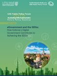 eGovernment and the SDGs: How Estonia's Digital Government...