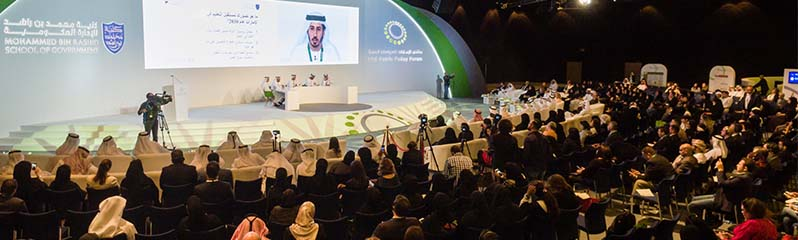 Mohammed Bin Rashid School of Government Reveals Key Participants i...