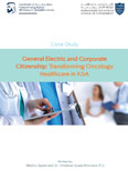 General Electric and Corporate Citizenship: Transforming Oncology...